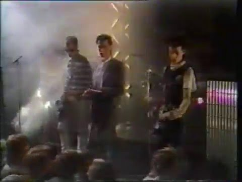 Bauhaus She's In Parties Top Of The Pops 14/04/83