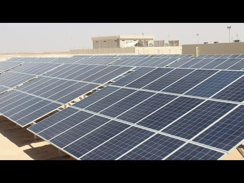 Oman's first Solar Project starts power generation and more top stories