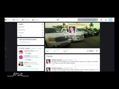 Supuestos hijos de 'El Chapo' lanzan amenazas desde Twitter por la detención de su padre.