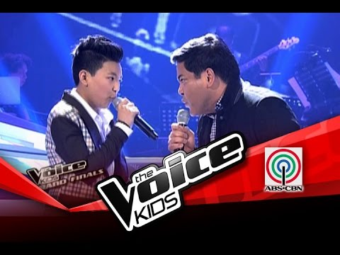 The Voice Kids Philippines Finale you Are My Song By Darren & Martin Nievera video