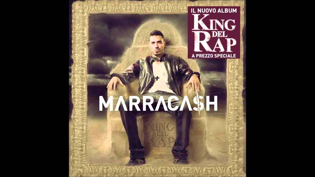 01 Marracash King Del Rap