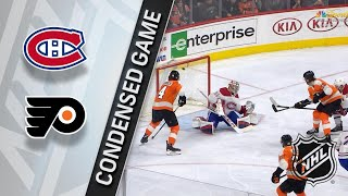 02/20/18 Condensed Game: Canadiens at Flyers