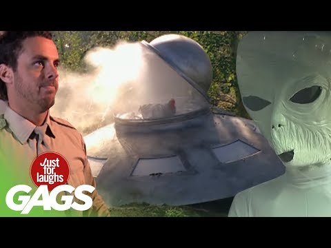 Best Of Just For Laughs Gags – Science Fiction Galore