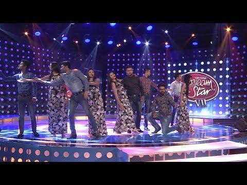 Dream Star Season 07 | Final 30  (01st Group ) Group Song | 22 - 07 - 2017