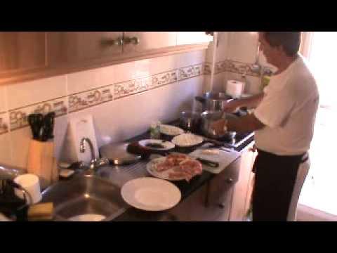 Costillas de cerdo a la salsa de perejil 2