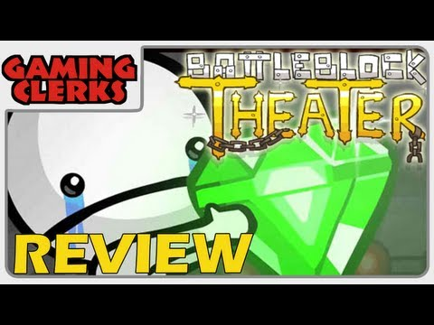 Battleblock Theater   Review / Testvideo