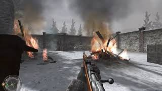 Call of Duty 2 Gameplay PC part 1
