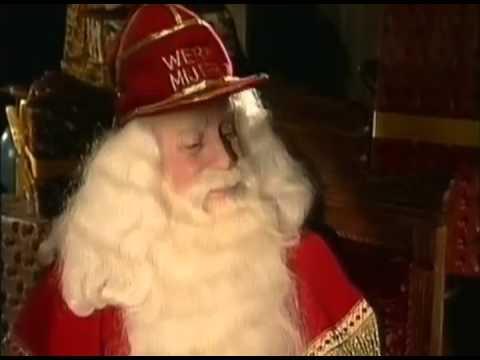 We zijn niet bang Sinterklaas - Sesamstraat 1996