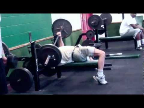 Epic Bench Press Maneuver