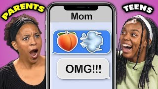 Do Parents Know Secret Emoji Meanings?