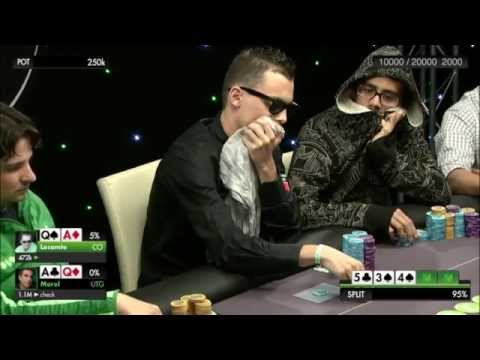 Streaming Unibet Open Cannes 2013 Final Table