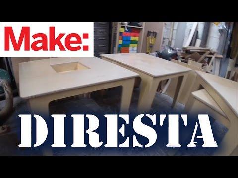 DiResta: Little Maker Tables