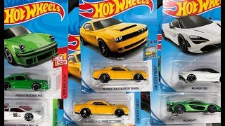 Lamley Showcase: Hot Wheels Dodge Demon & other P Case Highlights