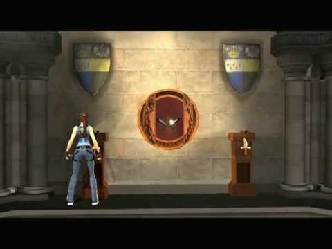 Tomb Raider: Legend Croft Manor Gold Reward