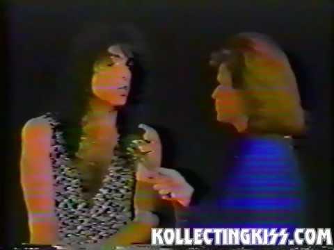 KISS Paul Stanley Interview Lubbock Texas HITS Tour Kick Off 1990