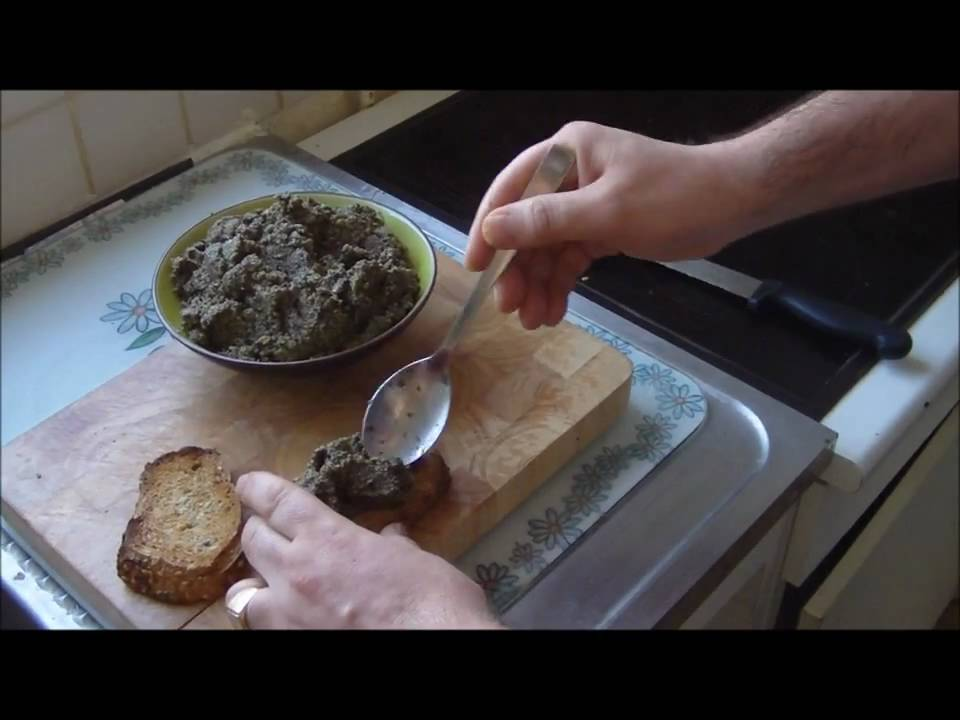 Cuisine proven ale la tapenade youtube for Cuisine provencale