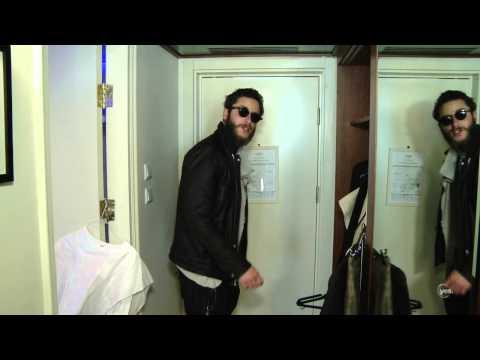 שטיסל 2: מיכאל אלוני מגיע לסט