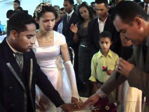Casamento: Siney dos Anjos e Edjane