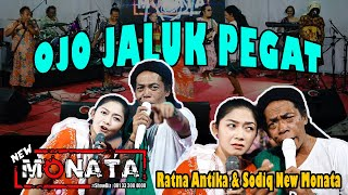 Download lagu NEW MONATA  | OJO JALUK PEGAT | RATNA ANTIKA & SODIQ NEW MONATA