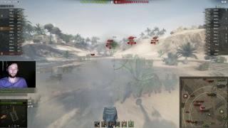 World of Tanks. Ракуем с Сёмой и Мишкой для любителей большого брата в 14:00 по МСК +18