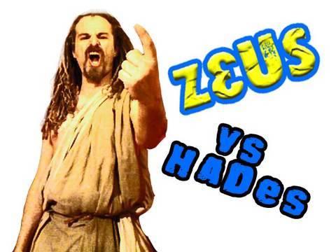 Zeus And Hades Together Zeus vs Hades