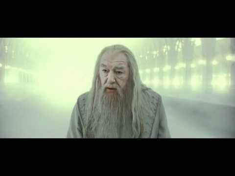 Dumbledore - Help is always given at Hogwarts to those who deserve it