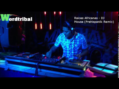 Raices Africanas - DJ Mouse (Prehispanik Remix) 2014