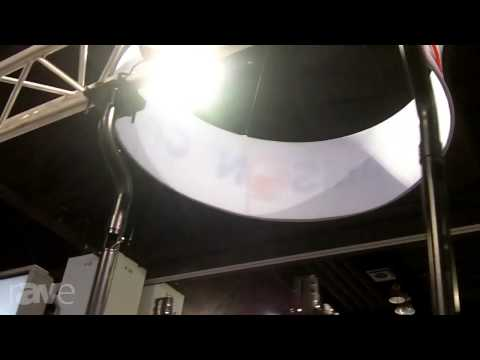 CEDIA 2013: Crimson Mounting Solutions Features the FlexWall Video Matrix Flying Frame