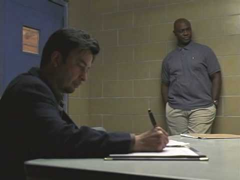 The Wire with a laugh track Video