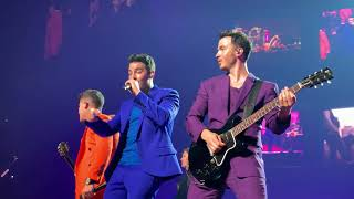 Download Jonas Brothers  Only Human  4K  Happiness Begins Tour 2019 Pit Opening Night Miami MP3