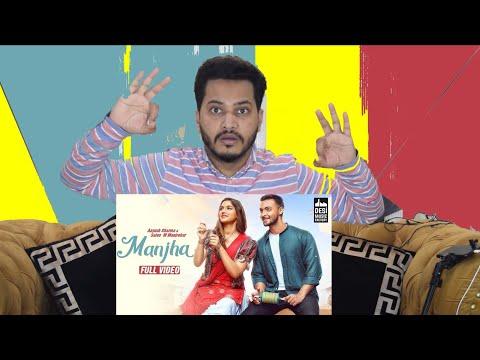 MANJHA - Aayush Sharma & Saiee M Manjrekar | Vishal Mishra |Riyaz Aly| Anshul Garg|Pakistan Reaction