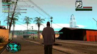 GTA SA and SA-MP mods