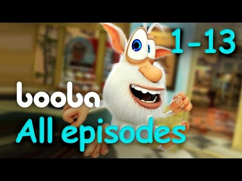 Booba - All 13 Episodes Compilation - Cartoons for kids KEDOO animation for kids thumbnail