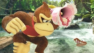 Smash Ultimate - Advanced Donkey Kong Combo Guide