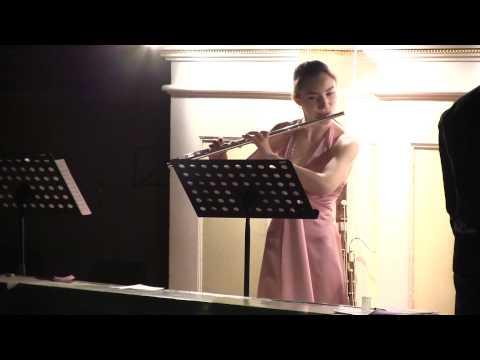 Бах Иоганн Себастьян - BWV 1034 - Соната
