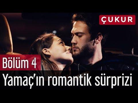 Çukur 4. Bölüm - Yamaç'ın Romantik Sürprizi