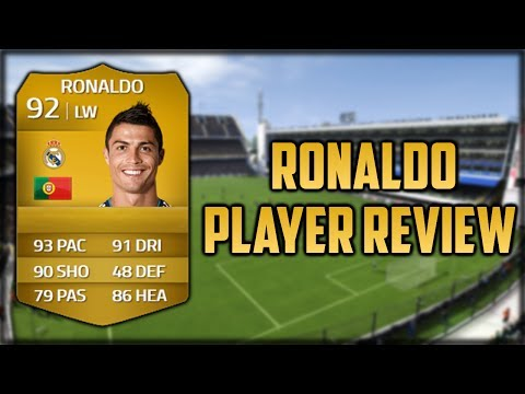 FIFA 14 - Cristiano Ronaldo Player Review [Deutsch]