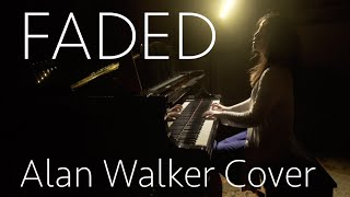 Faded - Alan Walker (Viola/Piano Cover by Tiffany Chang)