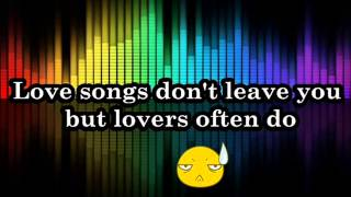 Janno Gibbs - If I Sing You A LOve Song