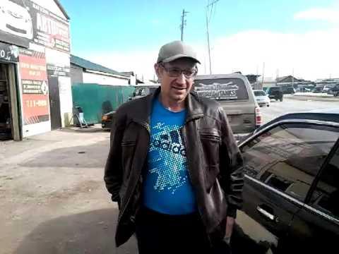 """Ниссан-Цедрик часть 1,""""Воставший из лома"""""""