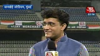 Sachin... Sachin: Tendulkar, Ganguly on World Cup-2015