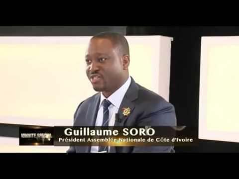 L'invité Spécial: SEM Guillaume Soro Kigbafori