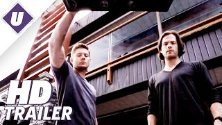SUPERNATURAL - Restoring the Winchesters' Impala Season 15 Trailer | SDCC 2019