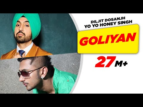 Goliyan - Diljit Dosanjh - Yo Yo Honey Singh - International Villager - Brand New Punjabi Songs 2012 video