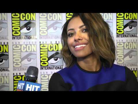 Kat Graham on dying over and over again on 'The Vampire Diaries'