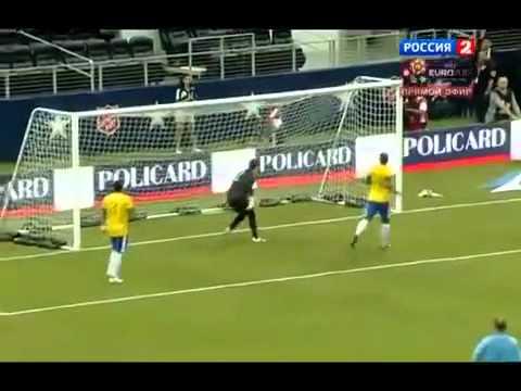 Brazil vs Mexico 0 1 Giovani dos Santos Gol Fantastico / Fantastic Goal 03/06/12 HD
