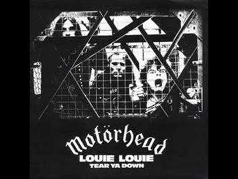 Motorhead - Louie Louie