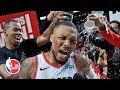 Damian Lillard hits 37-foot Game 5 winner | Trail Blazers vs. Thunder | 2019 NBA Playoff Highlights