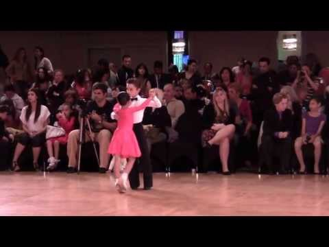Emerald Ball 2013, Alex and Laurin, Preteen II comp