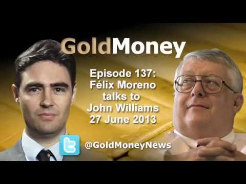 John Williams: 'safe haven flight will be to gold'